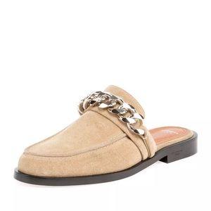 Givenchy Suede Loafers